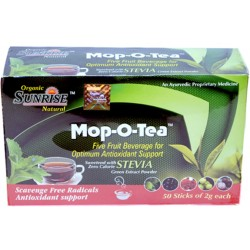 Organic MOP O Tea (Stevia) Formula of Ayurved