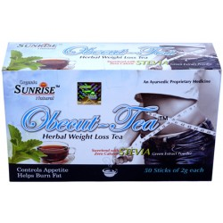 Organic Obecut Tea (Stevia) Formula of Ayurved