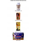 Combo Pack For 100% Guaranteed Solution For Joints Pain