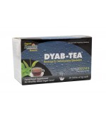 Organic Dyab Tea (Stevia) Formula of Ayurved